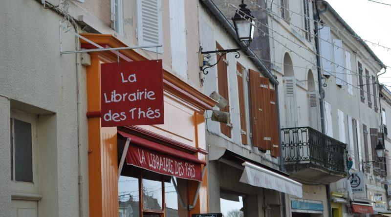 la librairie des thés